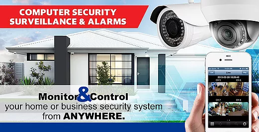 Computer Security Surveillance & Alarms Information